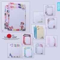 Mickey & Minnie Mouse Loose Leaf M Adinata / Kertas File