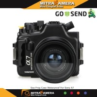 SeaFrog Case Waterproof For Sony A7 - Putih