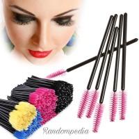 Sisir Mascara Wand/Sikat Alis/Sisir Bulu Mata/Eyelash Extension