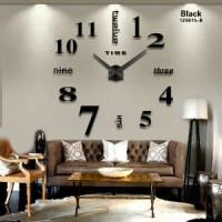 DIY Giant Wall Clock 80-130cm Diameter - Jam Dinding Limited 84245db1bd