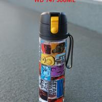 Botol minum Starwars WD 747