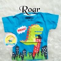 BOY Size 8T Baju Kaos Atasan Pendek Anak Karakter Oshkosh