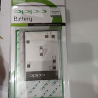 Baterai hp oppo ori99% all type(R2001,R1001,A11T/joy 3,R831,dll)