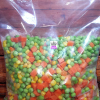 Mix Vegetable @1kg - Very High Quality