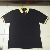 kaos Polo Cowo Branded Murah Ralph La*ren Navy