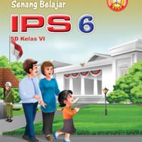 Senang Belajar Ips kelas 6 Sd Ktsp