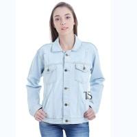 Harga Jaket Jeans Biru Muda DaftarHarga.Pw