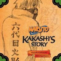 Naruto Kakashis Story TP - English Novel Book VIZ Media Berkualitas