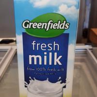 Susu Fresh Milk Greenfields