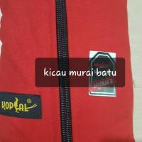 Krodong kandang murai no 2 warna merah,hitam .bahan kaus