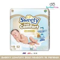 SWEETY Comfort Gold Newborn 52 - Perekat