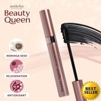 Harga mustika ratu kosmetik mata maskara hitam anti air tebal lentik | Hargalu.com