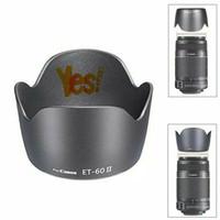 Lenshood Canon ET-60 II (flower)