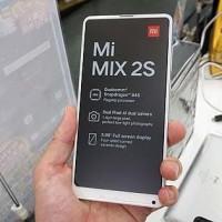 Xiaomi Mi Mix 2S 6/64GB (Cash dan Kredit Cepat 3 Menit)
