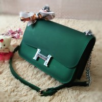 Harga super sale tas wanita jelly matte tebal bagus tali rantai | Pembandingharga.com