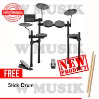 Yamaha Drum Elektrik DTX402 / DTX402K / DTX 402 / 402K (Penerus 400K)