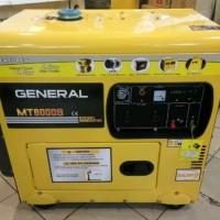 Genset silent 6.500 watt diesel otomatis GRATIS ONGKIR PULAU JAWA