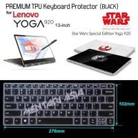 Keyboard Protector Lenovo YOGA 920-13 - PREMIUM TPU BLACK