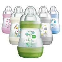 MAM Anti Colic Bottle 160ml | Botol Susu Anti Kolik | Botol Dot Bayi