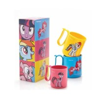 Tupperware My Little Pony Mug (3) Gelas Minum