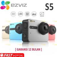 EZVIZ S5 Sport Action Camera Ultra HD 4K Built-In LCD Touch Screen - B