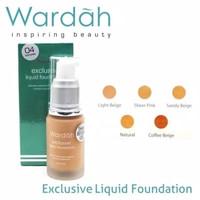WARDAH EXCLUSIVE LIQUID FOUNDATION SPF 30