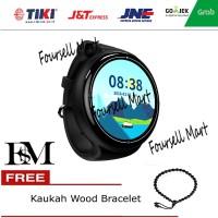 IQI i4 AIR Smartwatch Android 2GB RAM 16GB Rom GPS Amoled Quadcore