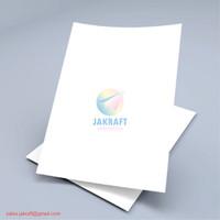Kertas HVS A4 100 Gram Gsm Putih Doff Doft Print Fotocopy Murah
