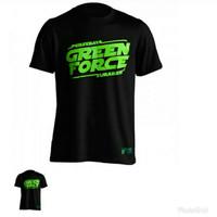 Tshirt Green Force Galaxy Neon Series Original Persebaya store