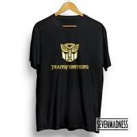 Kaos Distro Pria/Wanita - Transformers