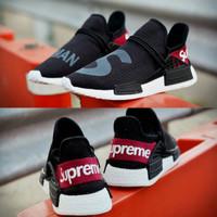 Harga sepatu sneakers pria slip on casual adidas nmd | antitipu.com