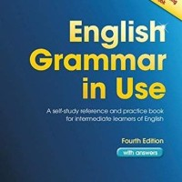 Buku English Grammar in Use 4th Edition