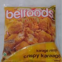 Belfoods Royal Crispy Karage / Karagee Ayam 500g