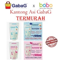 Kantong Susu Asi GabaG Plastik 100ml Grosir | Breastmilk Storage Bags