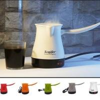 Coffee Pot Sonifer SF-3503 / Teko Kopi Turki / Kettle Listrik 500 W
