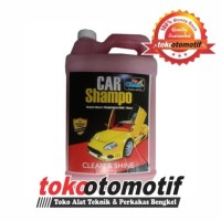 Pembersih Mobil Shampo Mobil Premium 5 Liter ( Top Quality ) Alat Cuci