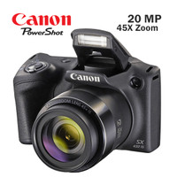 Digital Canon Powershot Sx430 IS WiFi kamera digital canon terbaik