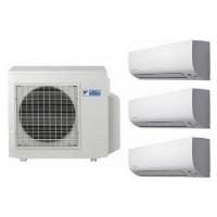 Daikin AC Multi Split MKC50RVM4 (1 PK + 1 PK + 1 PK) Inverter Putih