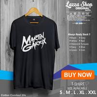 Kaos / Baju /T-shirt Musik DJ Martin Garrix Distro keren Murah