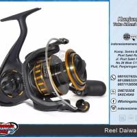 Reel Pancing Spinning Daiwa BG Size 6500 Untuk Mancing Laut