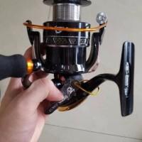 REEL PANCING pioneer sabre twitch st 6000