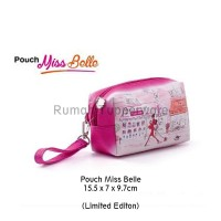 Tupperware Pouch Miss Belle Dompet Kecil