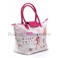 Tupperware Miss Belle Tote Bag Large (Promo) Tas Tote Bag