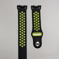 Strap silicon samsung gear s2 sport paket nike smart watch + connector