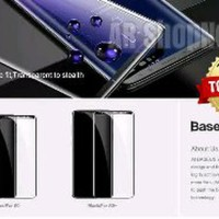 BESEUS Tempered Glass film Samsung S9 dan S9 plus ARC Murah