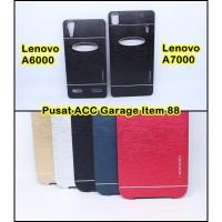 Casing hp Motomo Ino Metal Lenovo A6000 A7000 Case Hardcase lucu