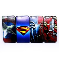 Casing hp Oppo F3 F1s A37 A39 A57 A59 Superhero Man Case 3D Printed