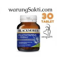 Jual warungSakti - Blackmores Multivitamin + Mineral BPOM Kalbe 30caps - Bv Murah