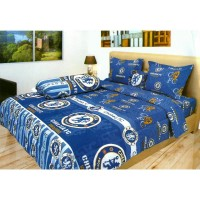 Bed Cover Set Sprei Lady Rose Size King Chelsea Diskon