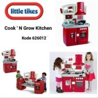 Jual KYRAKIDZ LITTLE TIKES Cook Grow Kitchen Murah